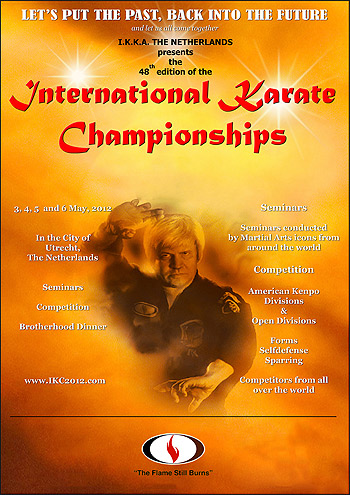 International Karate Championships 2012